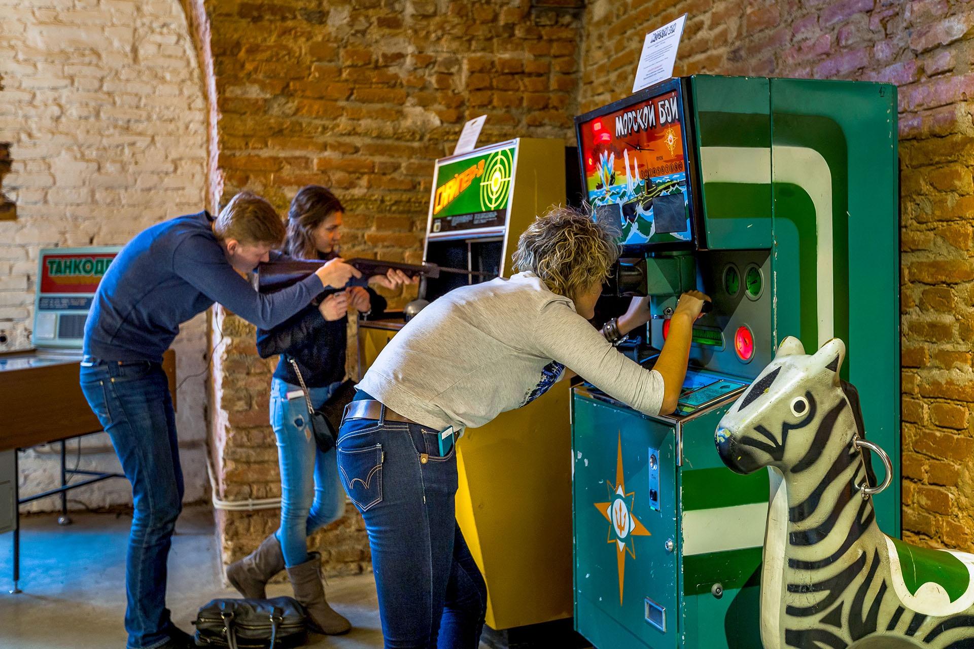 Аркадные игровые автоматы тула санкт-петербург новые вакансии зал игровых автоматов, казино