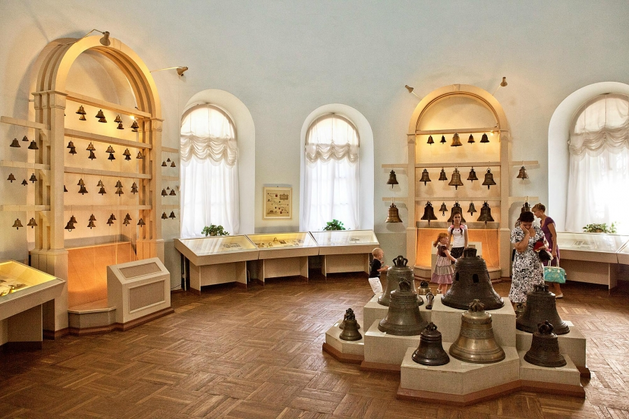 Музей колокольчиков Валдай