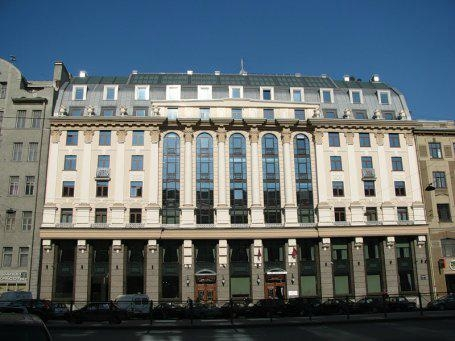 Crowne Plaza St Petersburg Лиговский