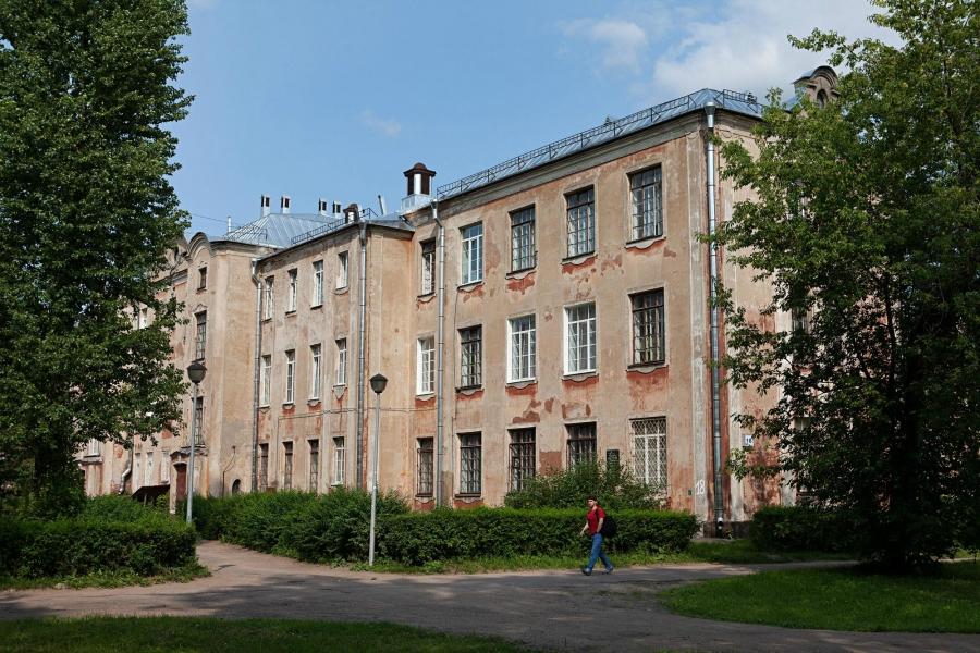 Городская клиническая больница 24 ул. писцовая